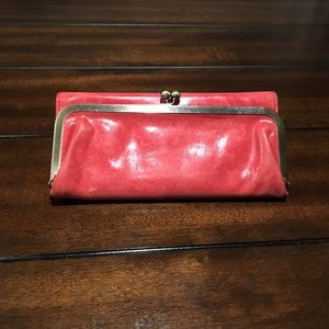 Hobo Rachel Leather Wallet